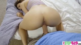 Out of control big ass Arab stepsister taken advantage of